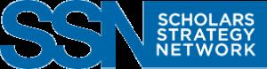 Scholars Strategy Network logo