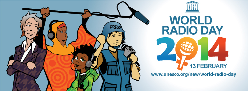 World Radio Day banner