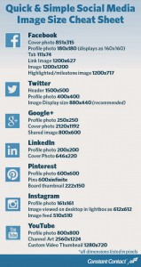 SocMed image sizes 2014